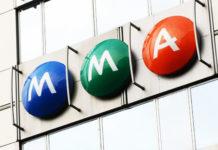 Le logo de MMA