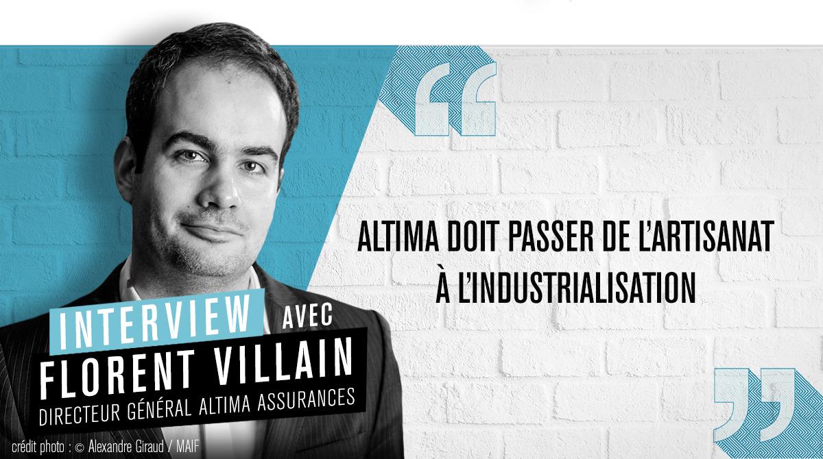 Florent Villain : « Altima doit passer de l'artisanat à l'industrialisation »