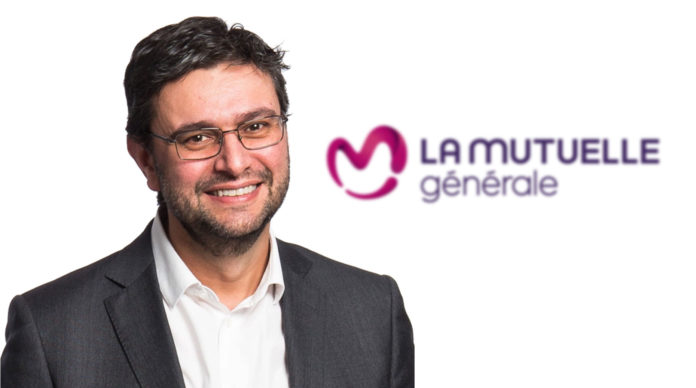 Christophe Morange, directeur de la communication & de la RSE de La Mutuelle Générale