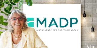 Jacqueline Moreau, directrice générale de MADP Assurances