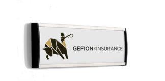 Le logo de Gefion Insurance