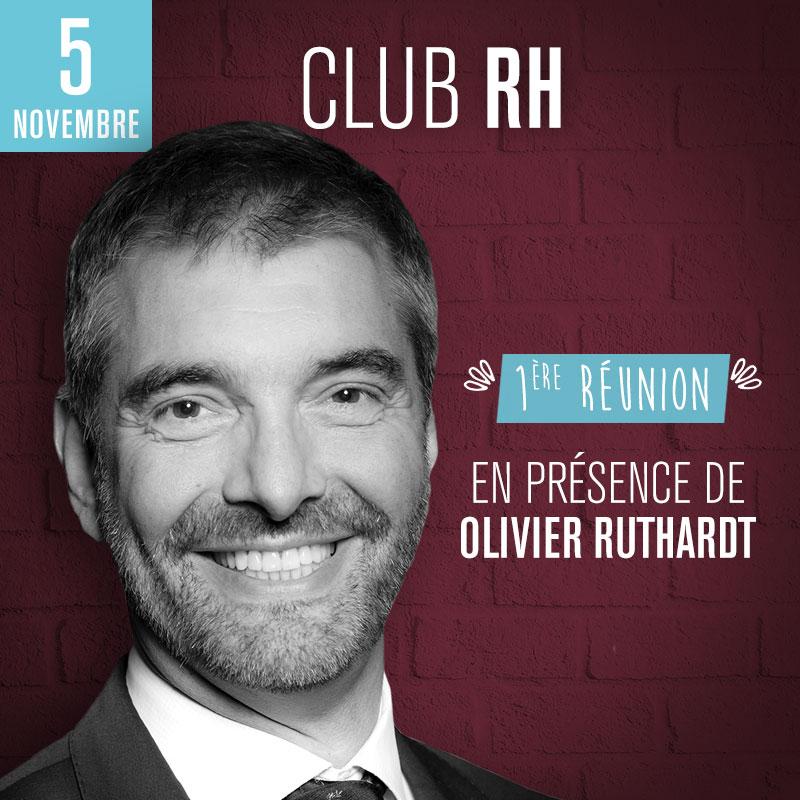 Club RH - 1ère réunion