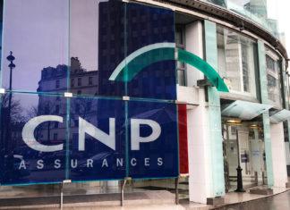 Le siège de CNP Assurances