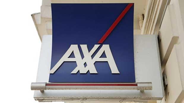 Panneau Axa France