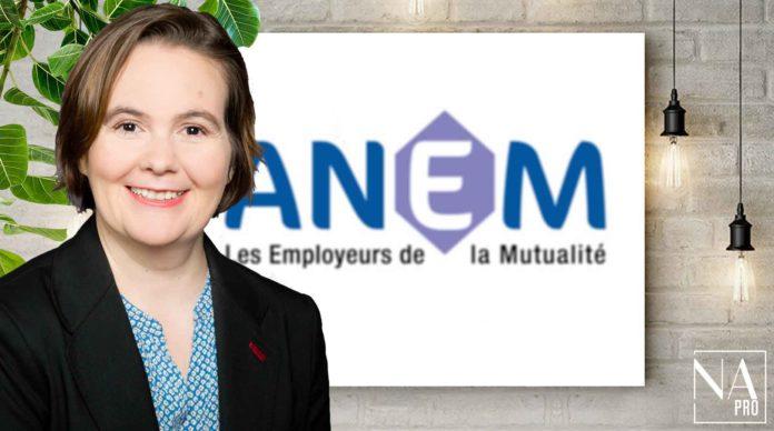 Céline Loiseau, déléguée générale de l'Anem