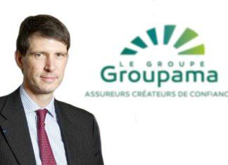 Thierry Martel, directeur général de Groupama