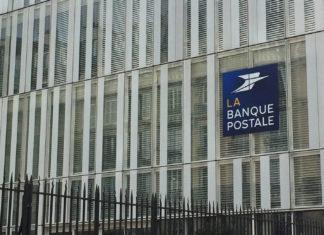 Le siège de la Banque Postale