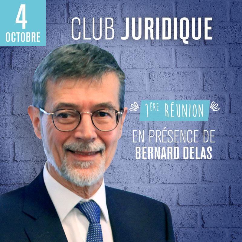 Club Juridique - 1ère réunion