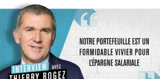 Thierry Rogez, directeur du courtage vie chez Generali France