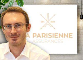 Alexandre Rispal, CRO de la Parisienne Assurances