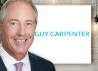 David Priebe, président de Guy Carpenter