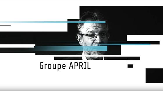 Vidéo de April