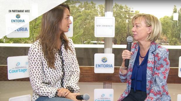 Interview de Sylvie Langlois aux Journées du Courtage, le 17 septembre 2019