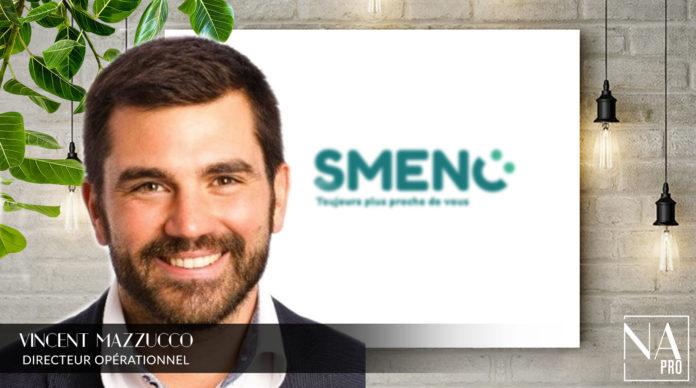 Vincent Mazzucco, directeur opérationnel de la Smeno