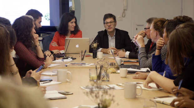 Cercle Lab : Retour sur la 1e réunion du club santé