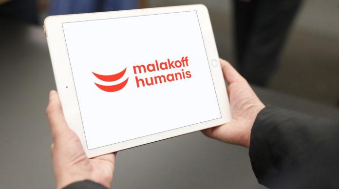 le logo de Malakoff Humanis