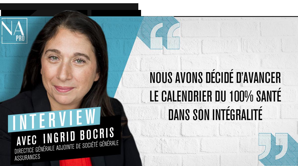 """Société Générale Assurances : """"Nous avançons l"""