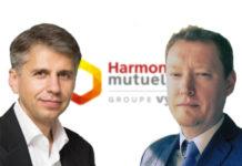 François Couton et Mathieu Cousineau d'Harmonie Mutuelle