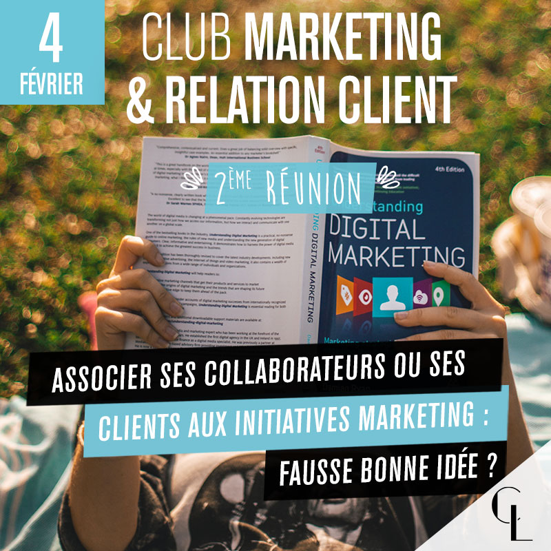 Club Marketing - 2ème réunion