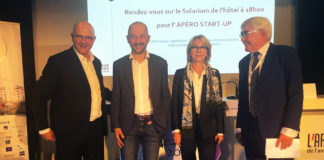 Djamel Souami, Florence Lustman et Thierry Beaudet