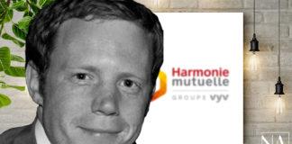 Emeric Lozé rejoint Harmonie Mutuelle
