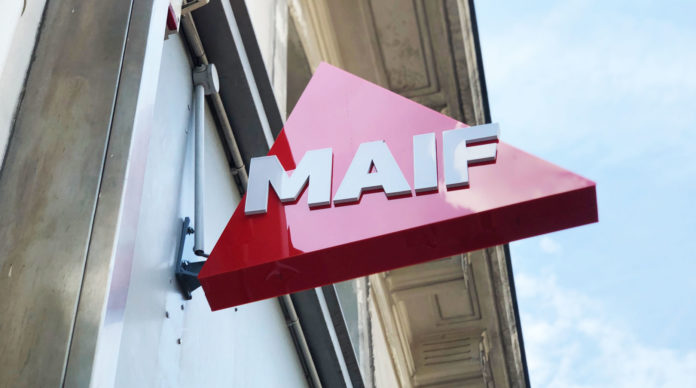 Une agence Maif