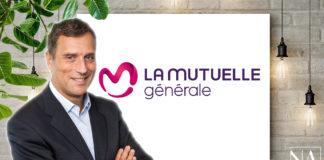 Eric Daguet, DSI de la Mutuelle Générale-DR Xavier Renauld