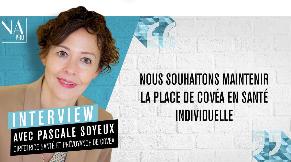 Pascale Soyeux : « Covéa veut maintenir sa place en santé individuelle »