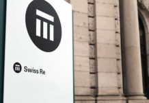 Le siège de Swiss Re