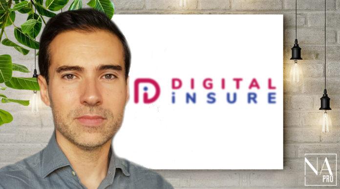 Fabrice Pomiers, DG de Digital Insure Services