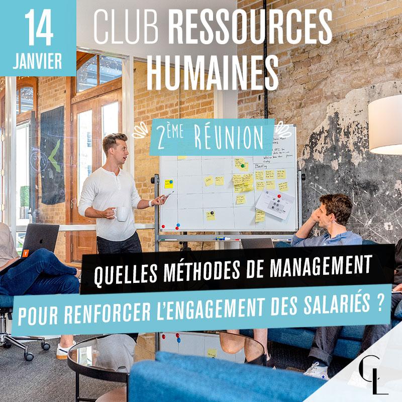 Club RH - 2ème réunion