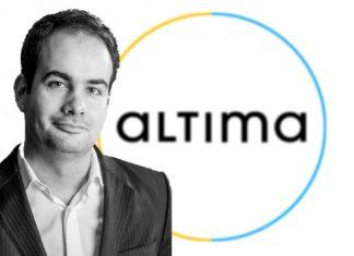 Florent Villain, directeur général d'Altima