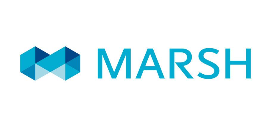Logo de Marsh
