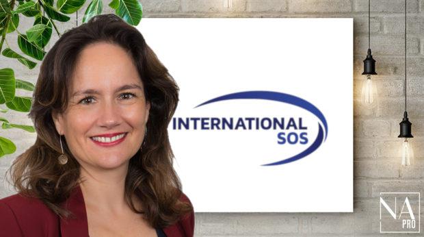 International SOS: Une nouvelle directrice générale en France