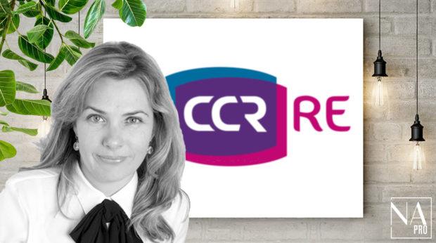 Nomination: Mélissa Plaxton rejoint CCR Re