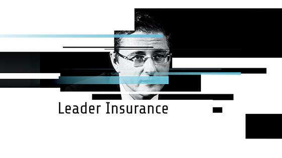 Poster Video Groupe Leader Insurance