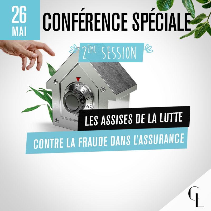 2èmes Assises de la Lutte contre la Fraude : venez échanger et débattre avec les principaux acteurs !
