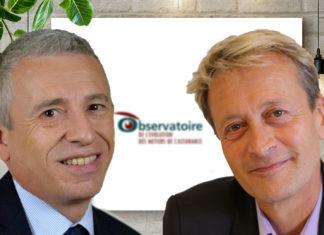 Nicolas Arib, président de l'OEMA et Thierry Tisserand, vice-président