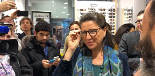Agnès Buzyn lance le 100% santé dans un centre mutualiste