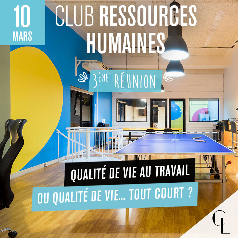 Club RH - 3ème réunion