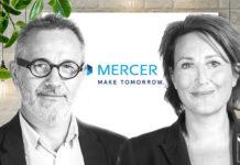 Gilles Mazuir et Carole Settbon