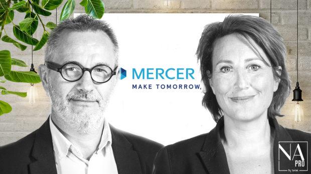 Courtage : Deux entrées au comité exécutif de Mercer France