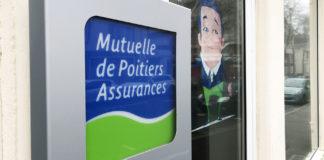 Une agence de la Mutuelle de Poitiers