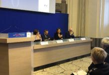 Agnès Buzyn lors de la cérémonie des Voeux à la presse