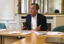 Philippe Mixe, président de la Fnim