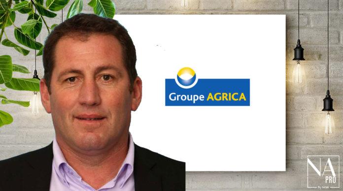 Jérôme Volle, président d'Agrica