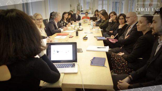 Cercle LAB : Retour sur la 3ème réunion du club santé (saison 2019-2020)