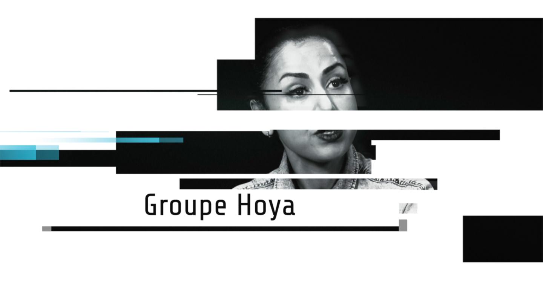 Poster Video Hoya