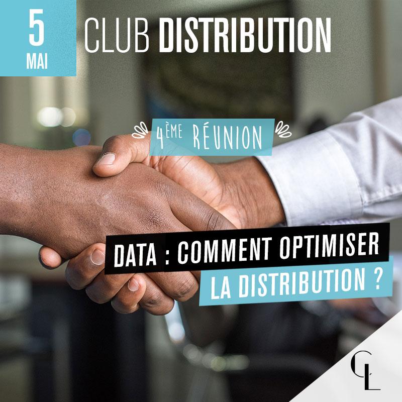 Club Distribution - 4ème réunion