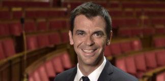 Olivier Véran, ministre des Solidarités et de la Santé.